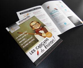 Magazine (24 pages) - Hotel Van der Valk Verviers